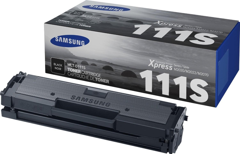 Samsung Toner Noir MLT-D111S (MLT-D111S) - Achat / Vente Consommable imprimante sur Cybertek.fr - 0