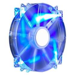 Cooler Master Ventilateur MegaFlow 200 Blue R4-LUS-07AB-GP Cybertek