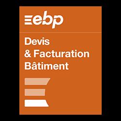 image produit EBP Devis & Facturation Bâtiment OL Cybertek