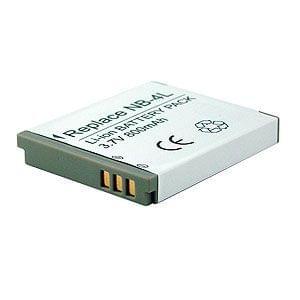 Compatible Canon NB4LH (NB4LH) - Achat / Vente Batterie sur Cybertek.fr - 0