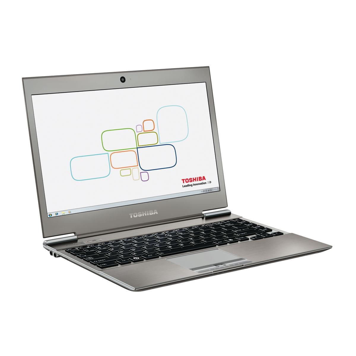 Toshiba Portégé Z930-10T (PT234E-01200DFR) - Achat / Vente PC Portable sur Cybertek.fr - 0