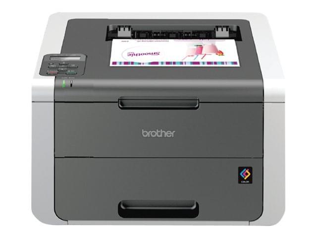 Brother HL-3140CW (HL3140CWRF1) - Achat / Vente Imprimante sur Cybertek.fr - 0