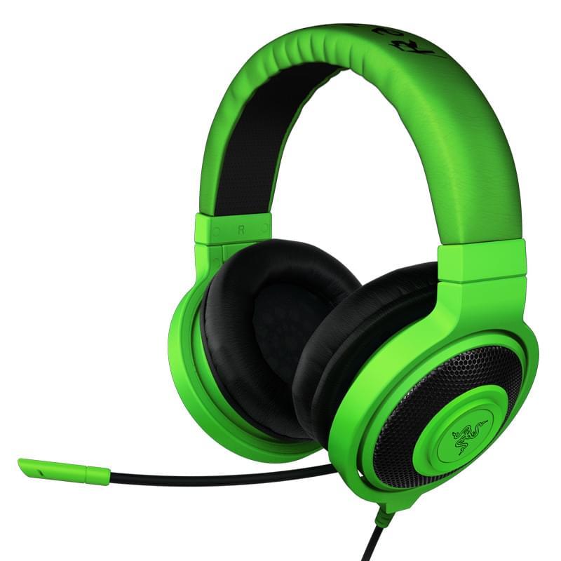 Razer Kraken Pro Green (RZ04-00870100-R3M1) - Achat / Vente Micro-casque sur Cybertek.fr - 0