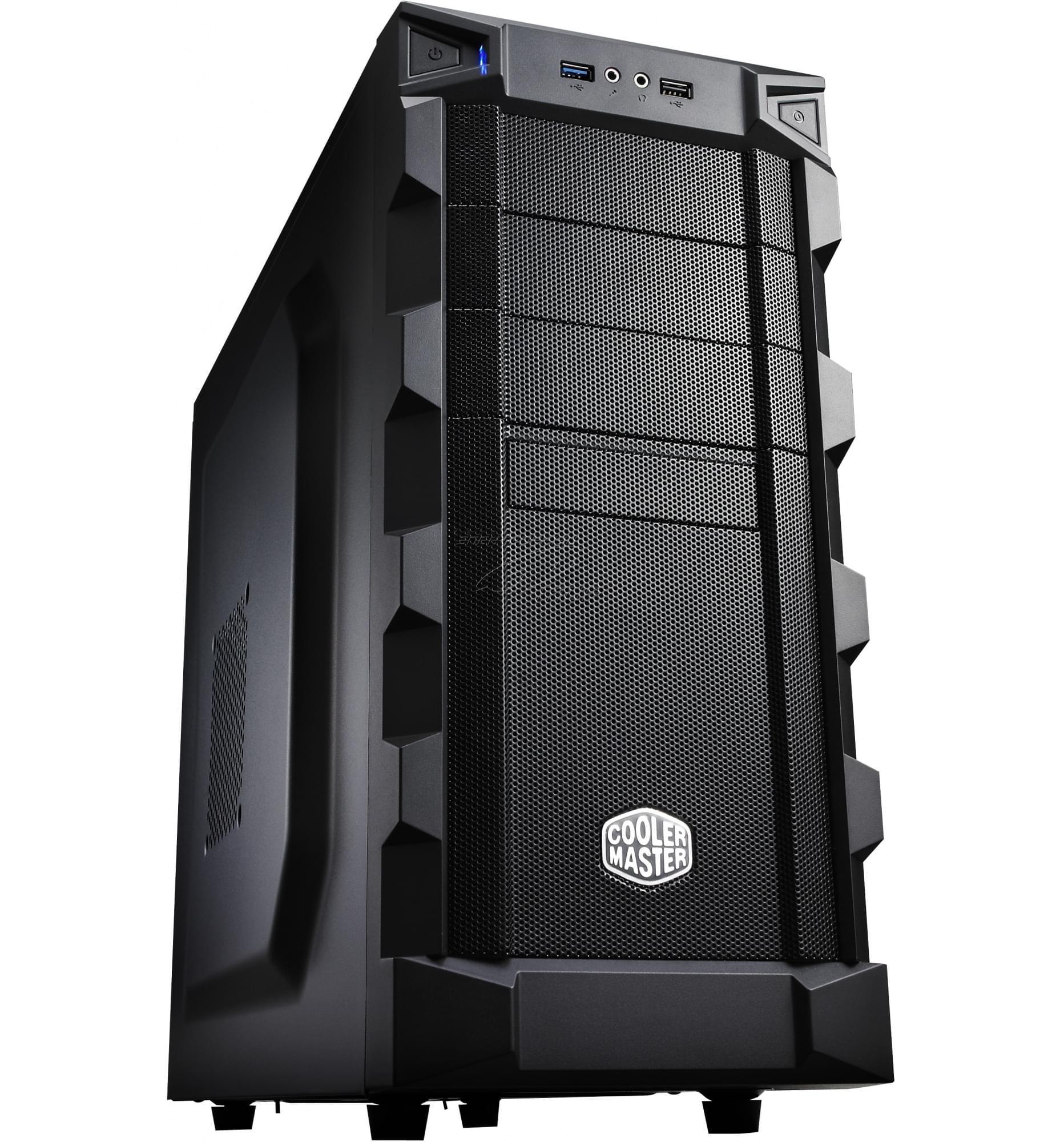 Cooler Master K280 RC-K280-KKP500 (RC-K280-KKP500) - Achat / Vente Boîtier PC sur Cybertek.fr - 0