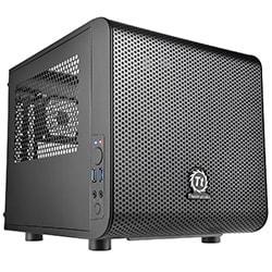 Thermaltake Boîtier PC Core V1 - CUBE/Sans Alim/ITX Cybertek