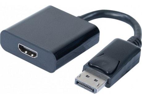 No Name DisplayPort vers HDMI (127435) - Achat / Vente Connectique PC sur Cybertek.fr - 0