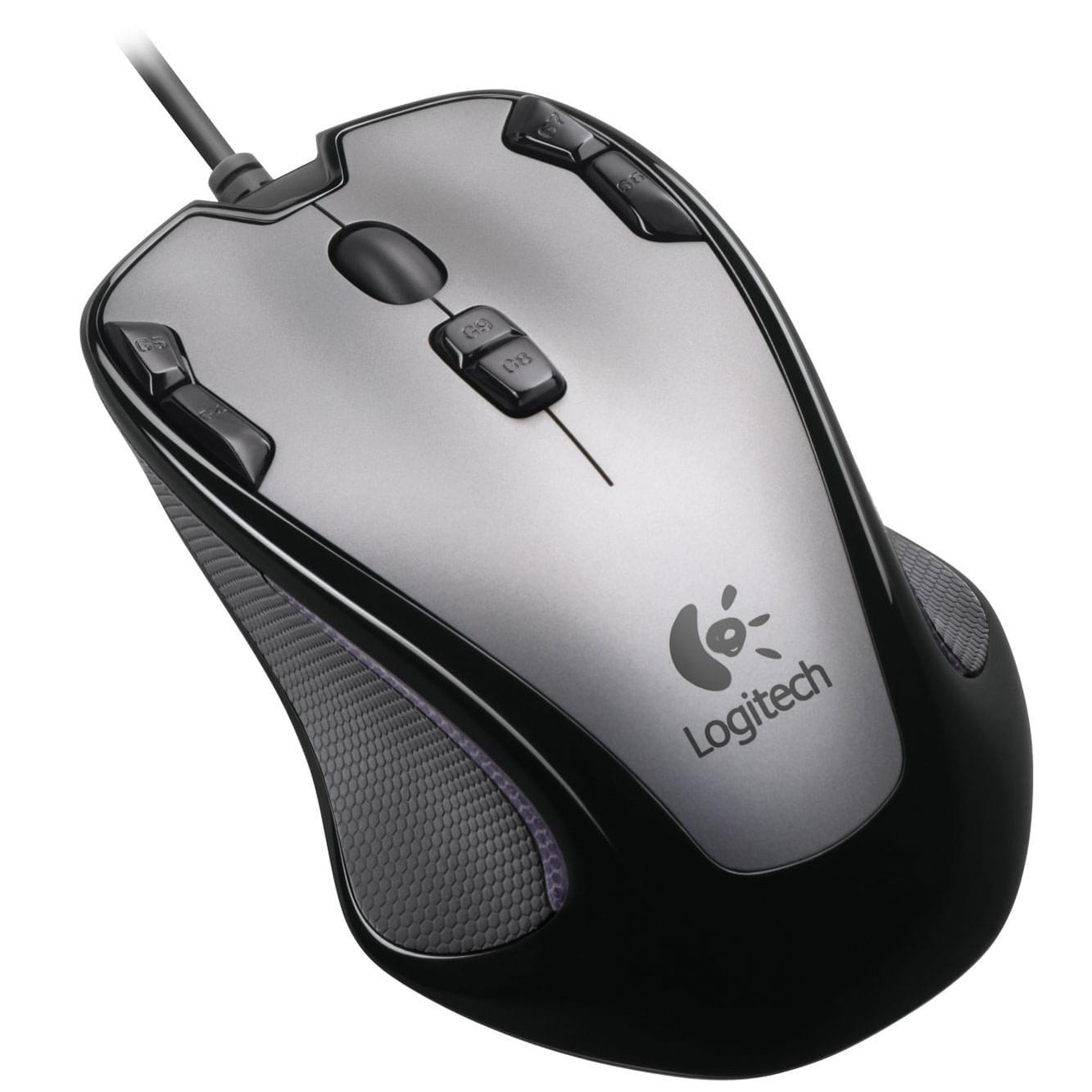 Logitech G300 Gaming Mouse (910-002489) - Achat / Vente Souris PC sur Cybertek.fr - 0