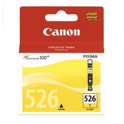 Canon Cartouche CLI-526Y Jaune (4543B001) - Achat / Vente Consommable Imprimante sur Cybertek.fr - 0