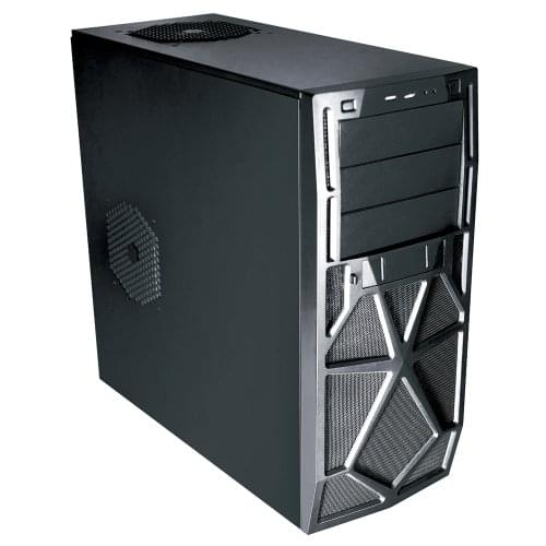 Antec Two Hundred V2 (0761345-15253-2) - Achat / Vente Boîtier PC sur Cybertek.fr - 0