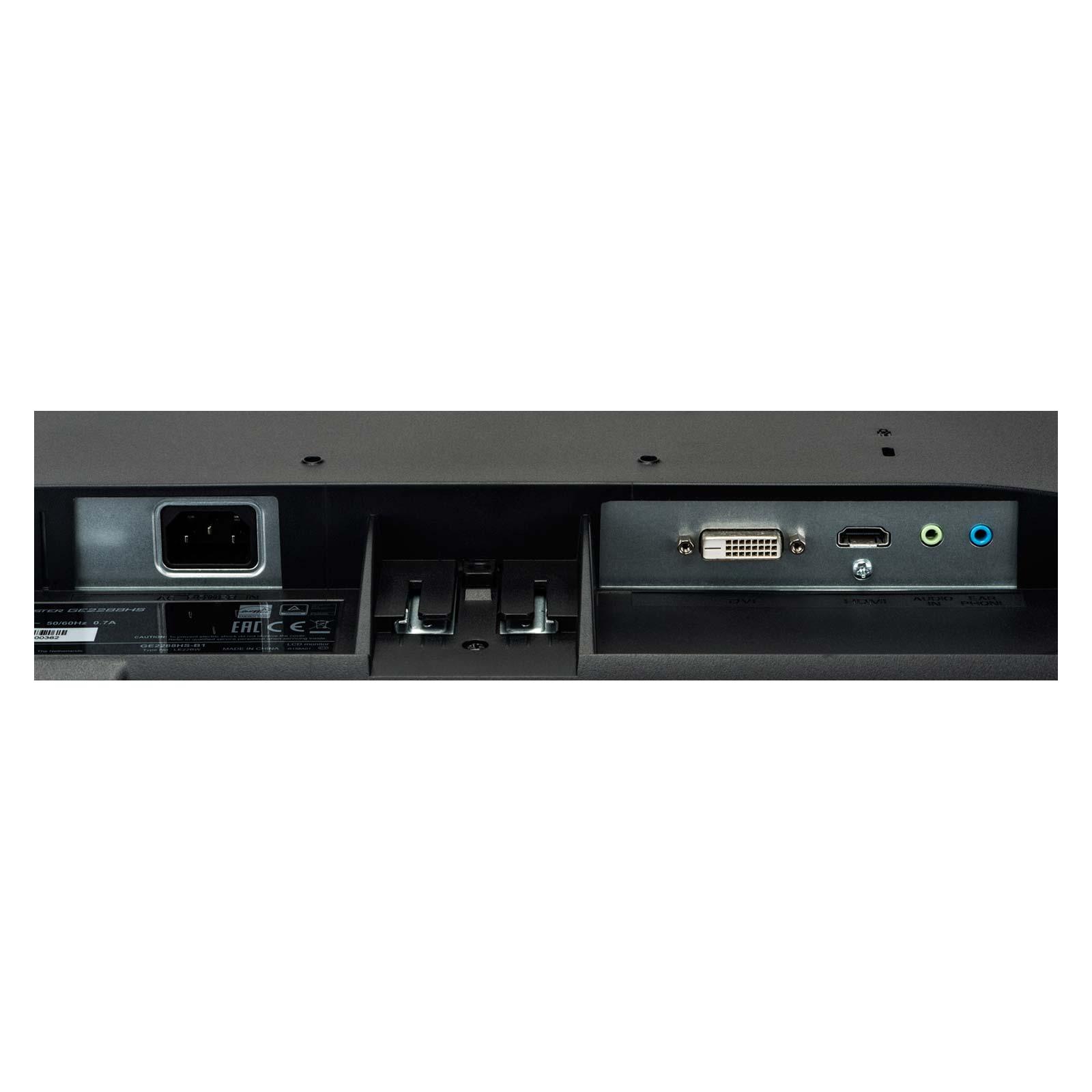 Iiyama GE2288HS-B1 G-Master Black Hawk (GE2288HS-B1) - Achat / Vente Ecran PC sur Cybertek.fr - 4