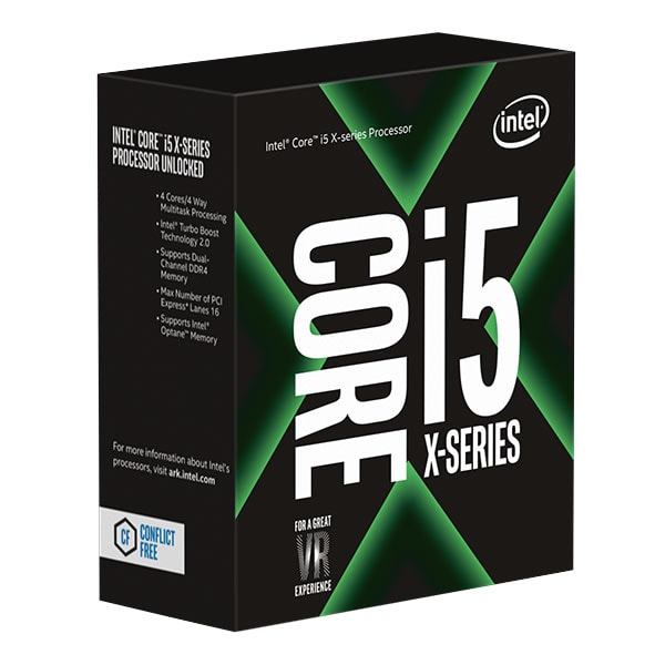 Intel Core i5 7640X - 4GHz - Processeur Intel - Cybertek.fr - 0