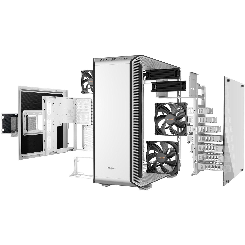 Be Quiet! GT/Sans Alim/E-ATX Blanc - Boîtier PC Be Quiet! - 3