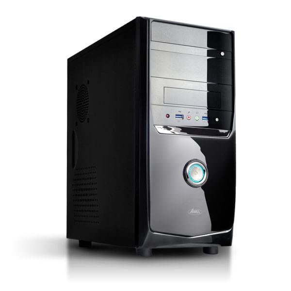 Advance MT/480W/ATX  Noir - Boîtier PC Advance - Cybertek.fr - 0