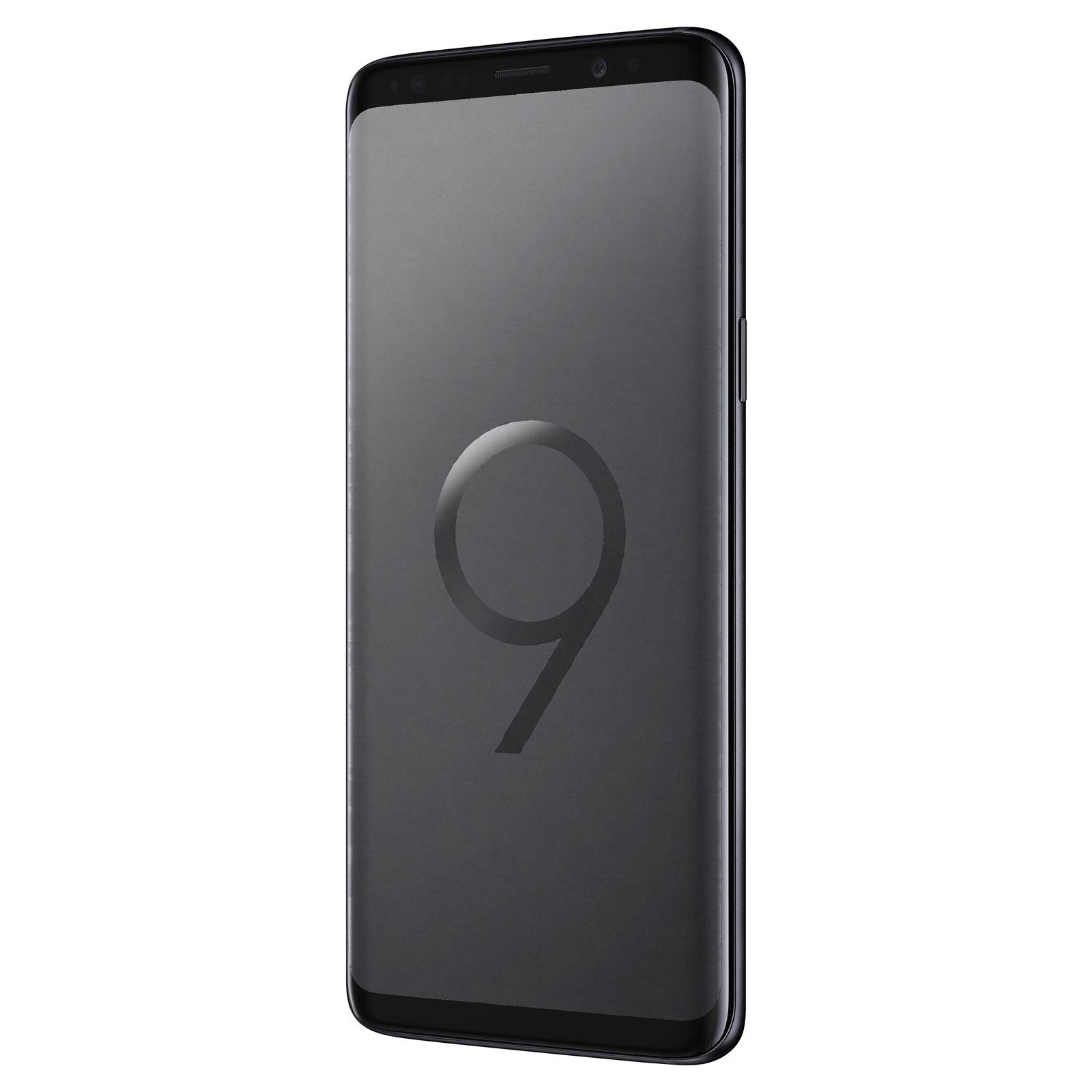 Samsung Galaxy S9 64GB Noir Carbone - Téléphonie Samsung - 3