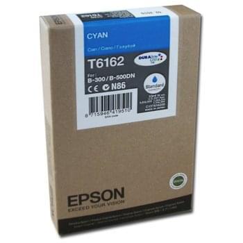 Cartouche T6164 Jaune 3000p - C13T616400 pour imprimante Jet d'encre Epson - 0