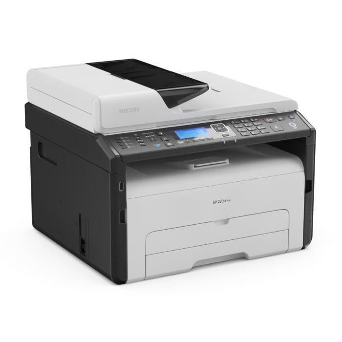 Imprimante multifonction Ricoh SP 220SFNw - Cybertek.fr - 0