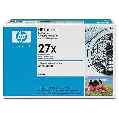 Toner Noir C4127X - 10000 p. pour imprimante  HP - 0