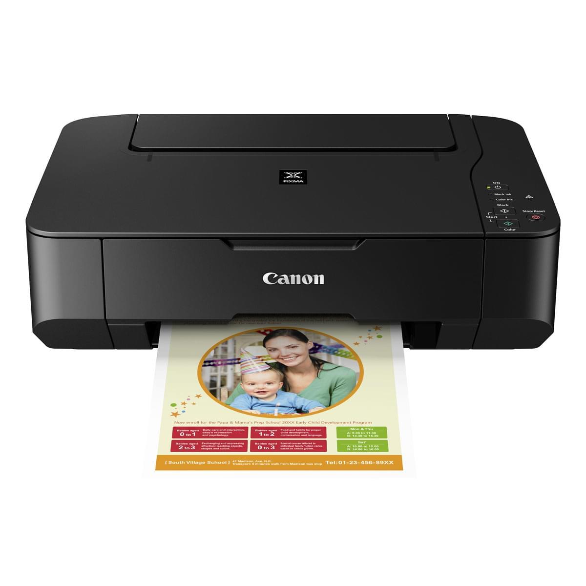 Canon PIXMA MP230 (6220B009) - Achat / Vente Imprimante multifonction sur Cybertek.fr - 0