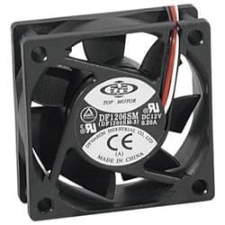 No Name Ventilateur Ventilateur 6 cm pour Boîtier Cybertek