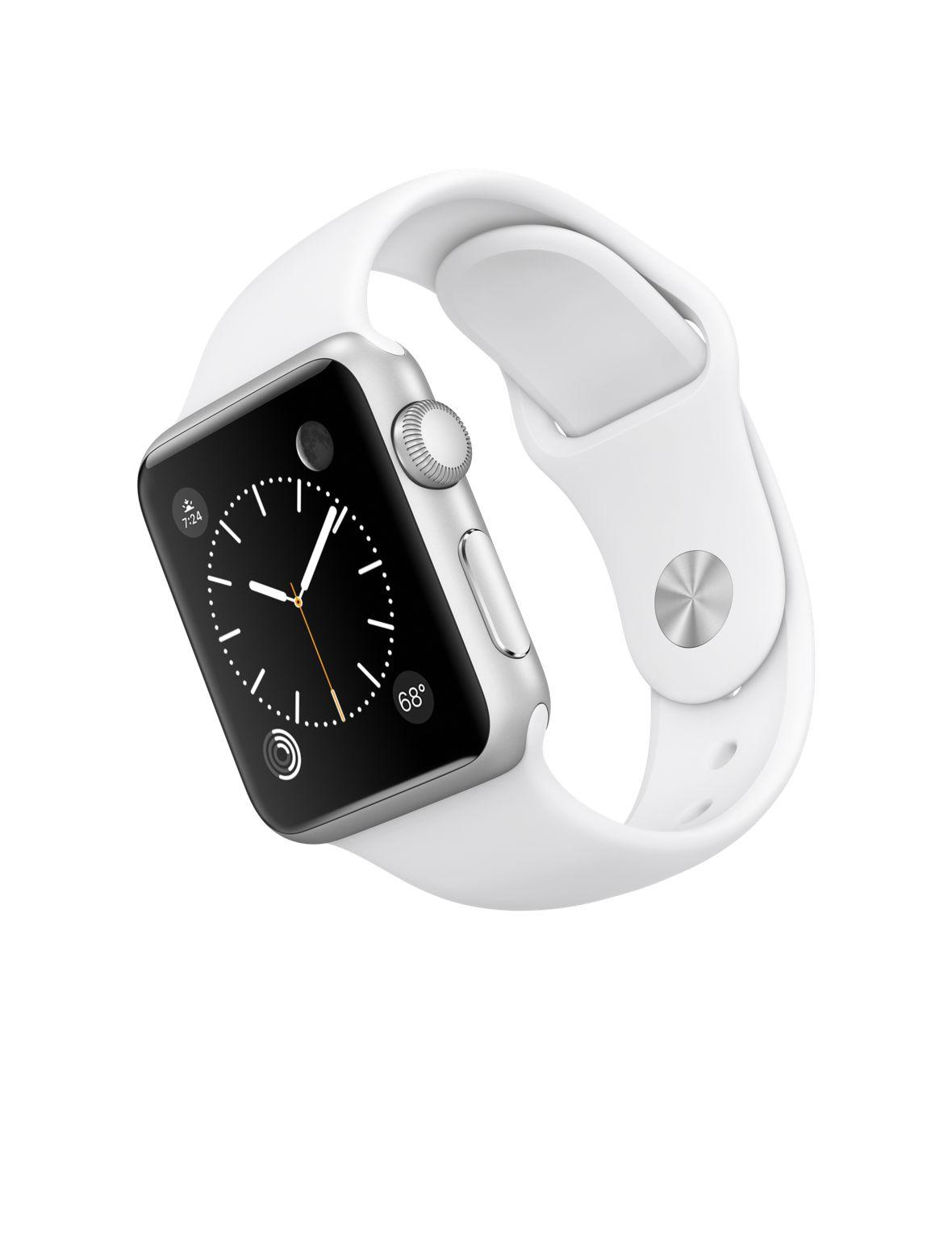 Apple Watch Sport (MJ2T2FD/A) - Achat / Vente Objets Connectés / Domotique sur Cybertek.fr - 0