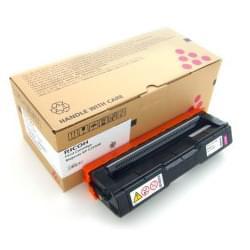 Toner Magenta 6500p - 406481 pour imprimante Laser Ricoh - 0