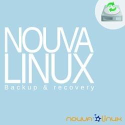 NouvaLinux Restore Linux (Montage PC Seulement sous Linux) - Achat / Vente Logiciel application sur Cybertek.fr - 0