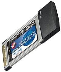 No Name PCMCIA WiFi 802.11G (54MB) (BS-WG-PCMCIA / 302533 FDV soldé) - Achat / Vente Carte Réseau sur Cybertek.fr - 0