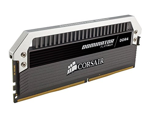 Corsair Dominator Platinium 4c16Go 3466MHz 1,35v with airflow fan (CMD64GX4M4B3466C16) - Achat / Vente Mémoire PC sur Cybertek.fr - 1