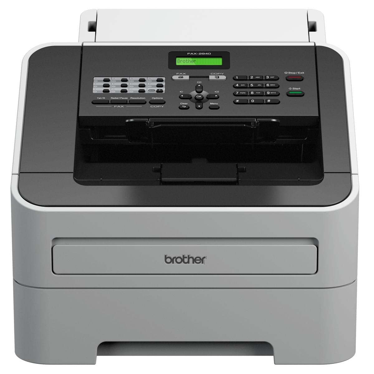 Brother FAX 2940 (FAX2940) - Achat / Vente Imprimante sur Cybertek.fr - 0