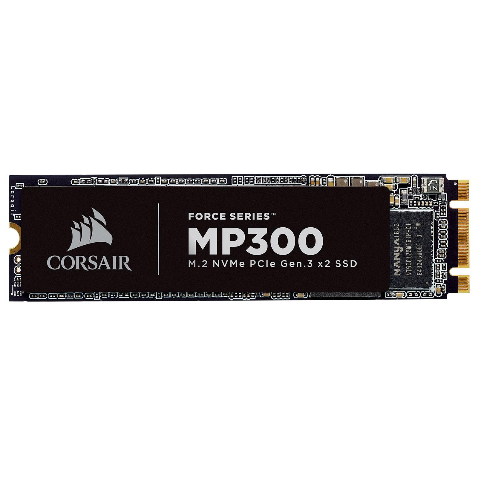 Corsair CSSD-F240GBMP300 240-275Go M.2 - Disque SSD Corsair - 2