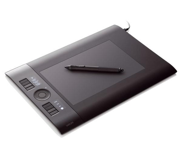 Wacom Intuos 4 A5 Wide (PTK-640-FR) - Achat / Vente Tablette Graphique sur Cybertek.fr - 0