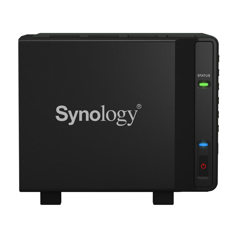 Synology DS416Slim - 4 HDD - Serveur NAS Synology - Cybertek.fr - 2