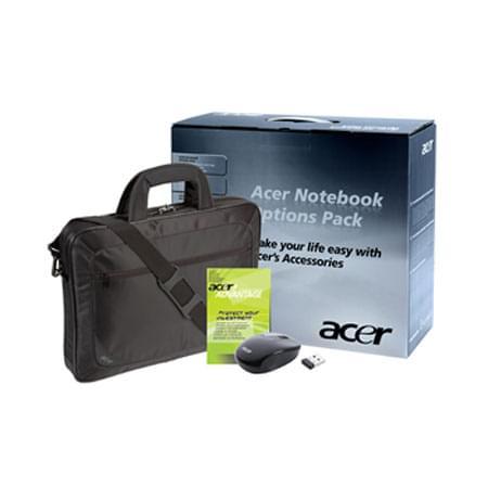 """Acer Bundle Garantie Gold à 3 ans +Sacoche 15.6""""+Souris (Q3.005LB.A00) - Achat / Vente Accessoire PC portable sur Cybertek.fr - 0"""