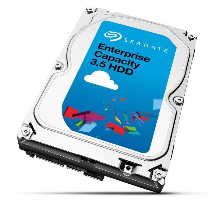"Seagate 4To SAS 128Mo Enterprise ST4000NM0125 - Disque dur interne 3.5"" - 1"