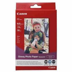 Canon Papier Photo Glacé 10x15 100f. GP-501 (0775B003) - Achat / Vente Papier Imprimante sur Cybertek.fr - 0