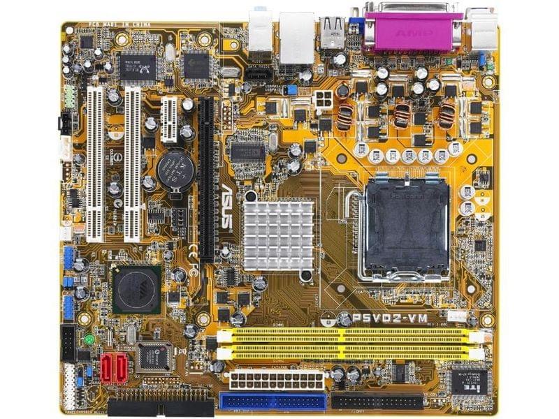 Asus CM P5VD2-VM (P5VD2-VM) - Achat / Vente Destockage sur Cybertek.fr - 0