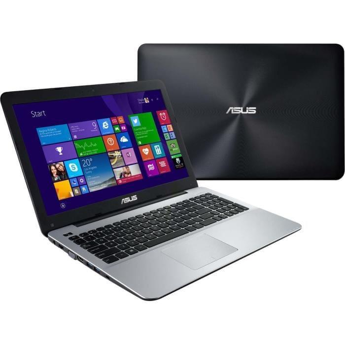 Asus X555LB-XO065T Noir (90NB08G2-M07650) - Achat / Vente PC portable sur Cybertek.fr - 0