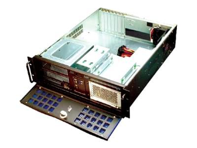 "Antec Rack 3U 19"" 650W ATX Noir Noir - Boîtier PC Antec - 0"
