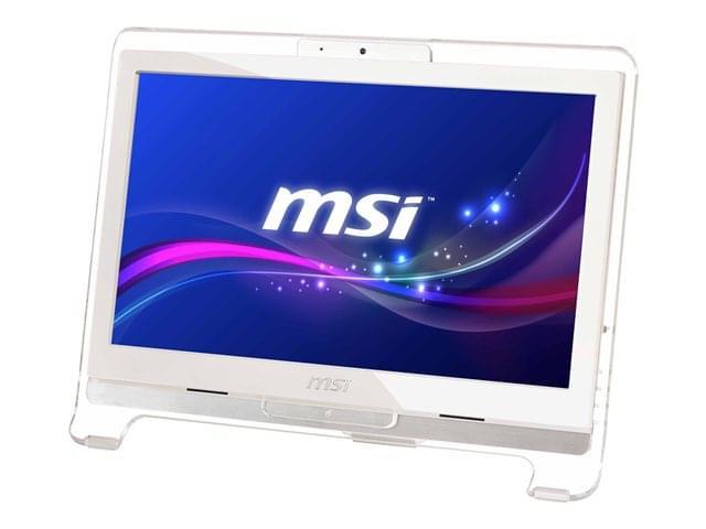 MSI AE1921-288EU White (9S6-A92313-288) - Achat / Vente All-In-One PC sur Cybertek.fr - 0