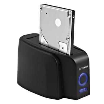 Icy Box Station d'accueil USB pour DD SATA (IB-110STUS2-B) - Achat / Vente Boîtier externe sur Cybertek.fr - 0