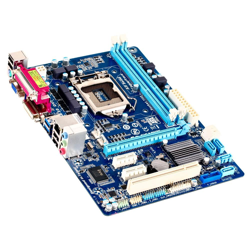 Gigabyte B75M-D3V - Carte mère Gigabyte - Cybertek.fr - 0