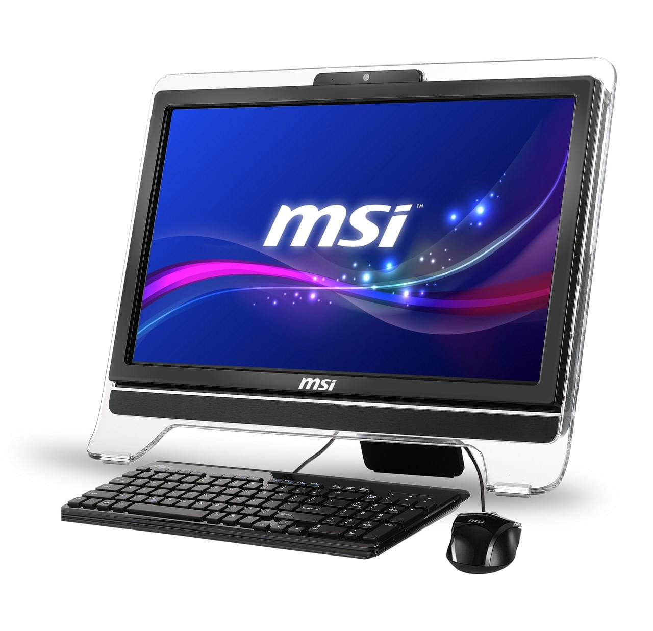MSI AE2051-074EU - All-In-One PC MSI - Cybertek.fr - 0