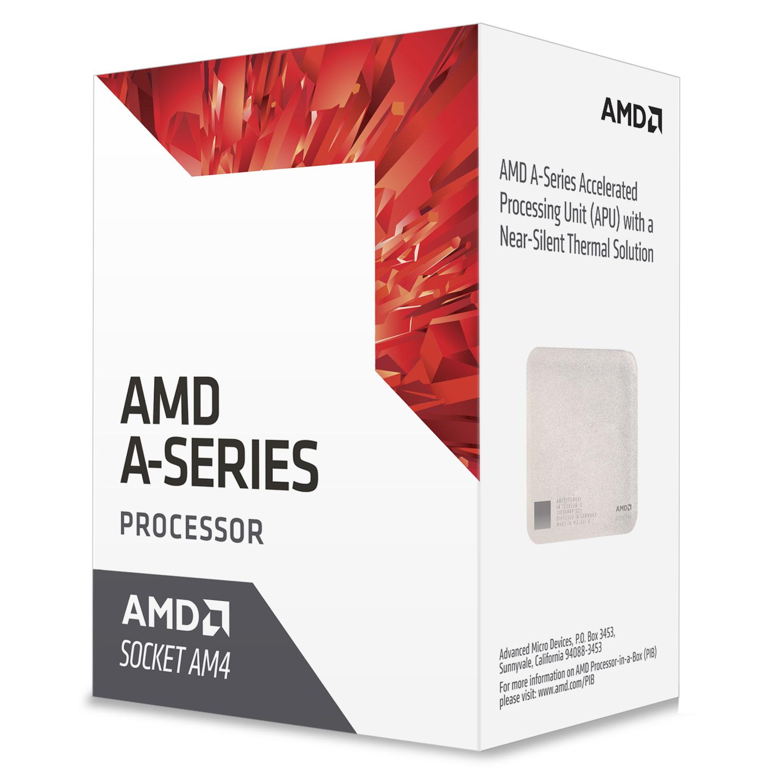 AMD A6 9500 - 3.5GHz - Processeur AMD - Cybertek.fr - 1