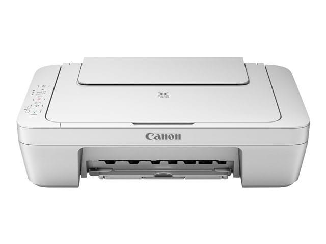 Canon PIXMA MG2550 Blanche (8330B006AA) - Achat / Vente Imprimante Multifonction sur Cybertek.fr - 0