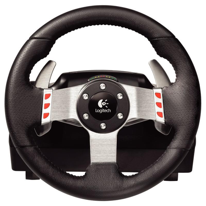 Logitech G Volant G27 S Racing Wheel (941-000092) - Achat / Vente Périphérique de Jeu sur Cybertek.fr - 0