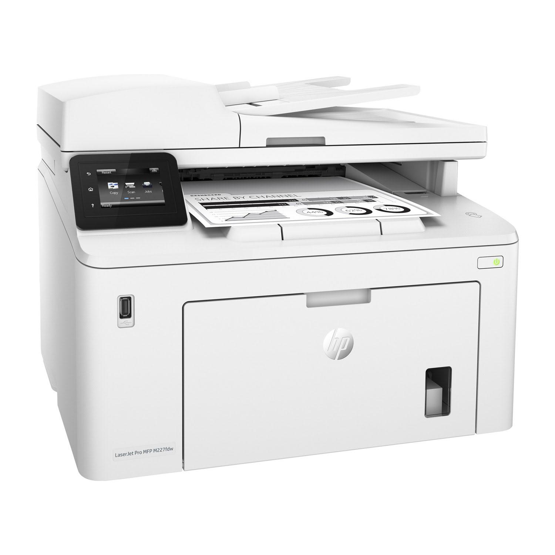 Imprimante multifonction HP LaserJet Pro M227fdw - Cybertek.fr - 0