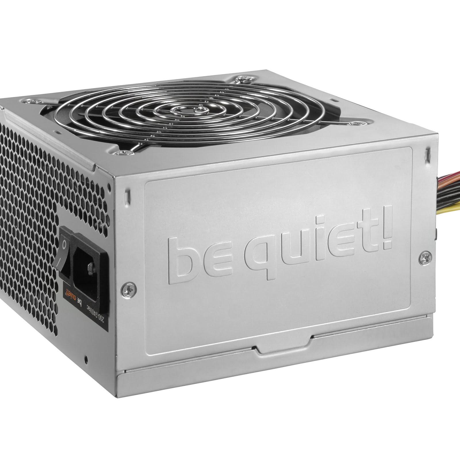 Be Quiet! System Power B9 Bulk (600W) - Alimentation Be Quiet! - 1