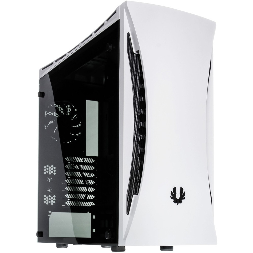 BitFenix Aurora White Window Blanc - Boîtier PC BitFenix - 0
