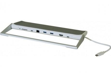 No Name Réplicateur de ports universel alimenté - USB3.0 C (040865) - Achat / Vente Accessoire PC portable sur Cybertek.fr - 0