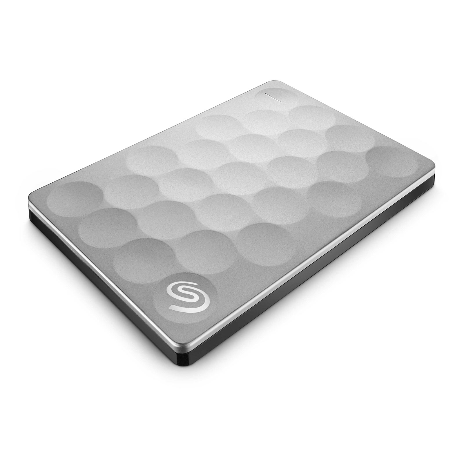 Seagate 2To Backup Plus Ultra Slim platine - Disque dur externe - 0